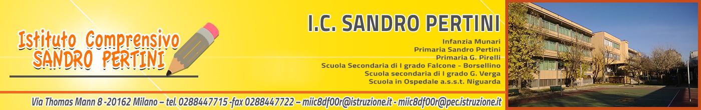 I.C. SANDRO PERTINI – MILANO